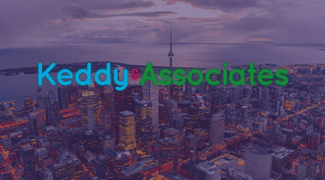 Work example for Keddy & Associates