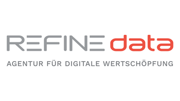 Work example for REFINE data | Agentur für digitale Wertschöpfung