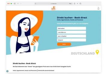 Work example for md | agenturnetzwerk
