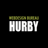 Webdesignbureau Hurby logo