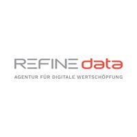 REFINE data | Agentur für digitale Wertschöpfung Logo | MODX Professional