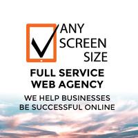 Any Screen Size logo