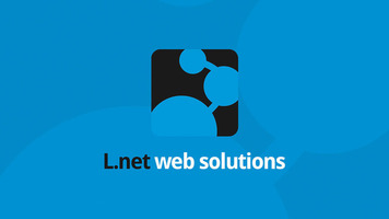 Work example for L.net Web Solutions